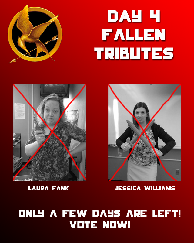 Day 4 fallen tributes