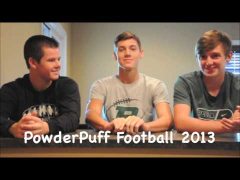Powerpuff Football Preview 2013