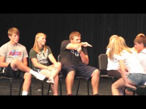 2013 Homecoming Skit Reviews