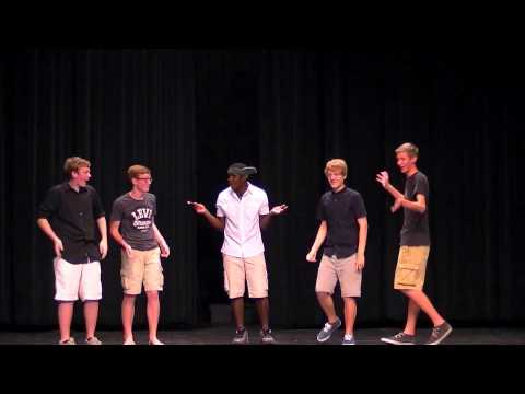 Sophomore Homecoming Lip Sync
