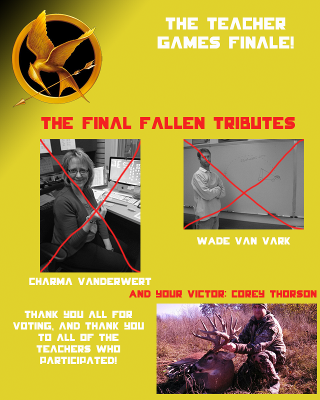 Finale Poster