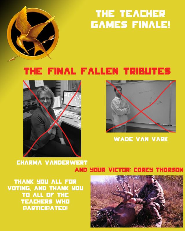 The+Teacher+Games+Final+Recap+and+Finale%21