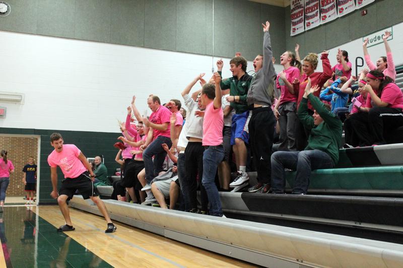 Volleyball+vs.+Newton