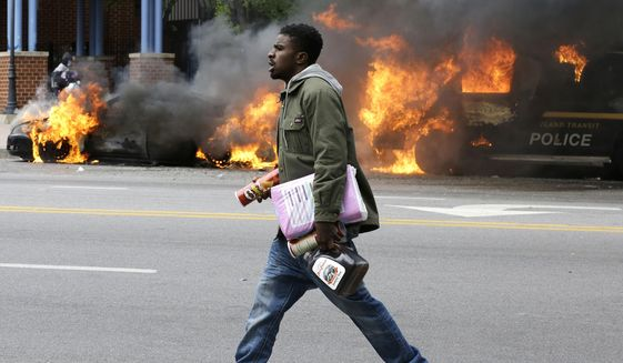 Bokinsky gives insight on the Baltimore riots