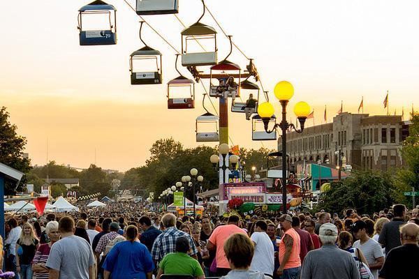 State Fair Exhibitors