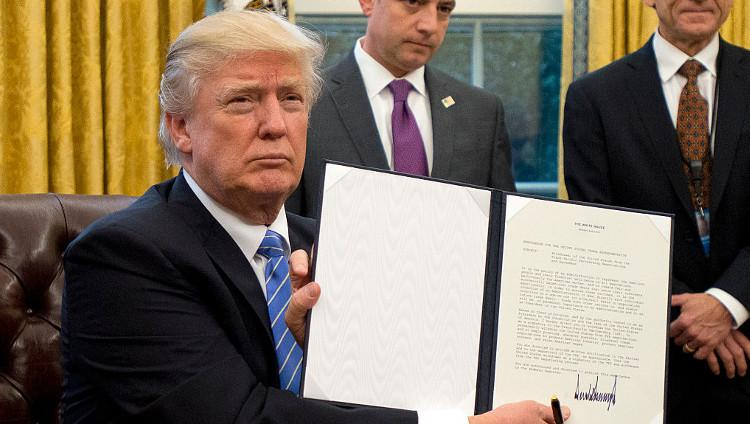 Donald Trump Op-Ed