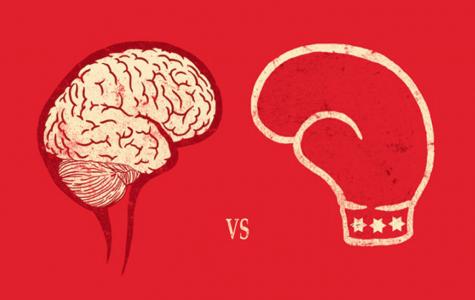 Brains over Brawns