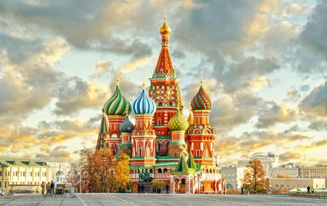 Senior Bellara Huang plans trip to Russia