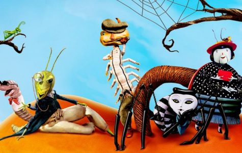 James and the Giant Peach Begins Production