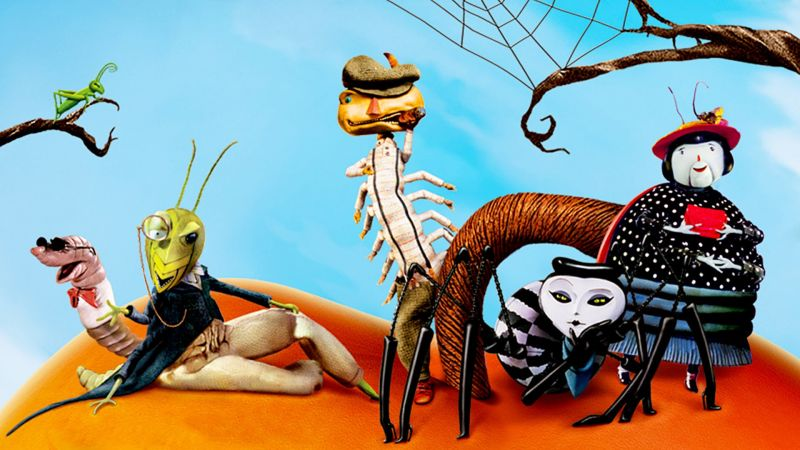 James and the Giant Peach Press Release