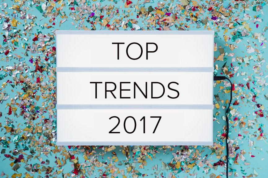 Trends That Sum Up 2017