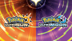 Ultra Sun and Ultra Moon