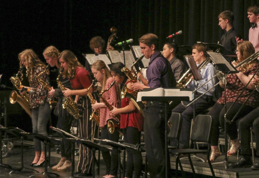 Pella+Students+take+on+All-State+Jazz+Band