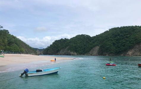 Pella High Students go on Costa Rica Trip