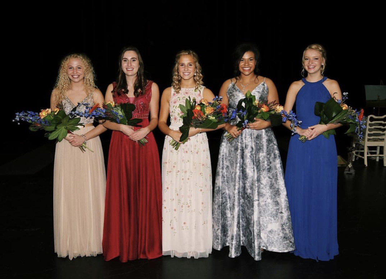 Meet the 2018-2019 Tulip Court