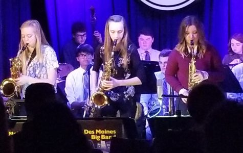 Pella Jazz Band Freshman Profile: Riley Sorheim
