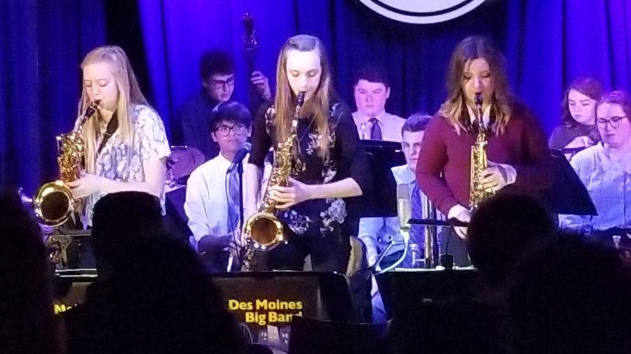 Pella Jazz Band Freshman Profile: Riley Sorheim