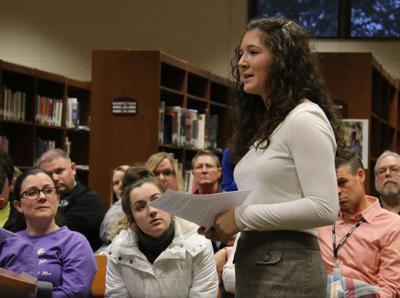 Michelle Chaplin Resigns from Pella Community High School