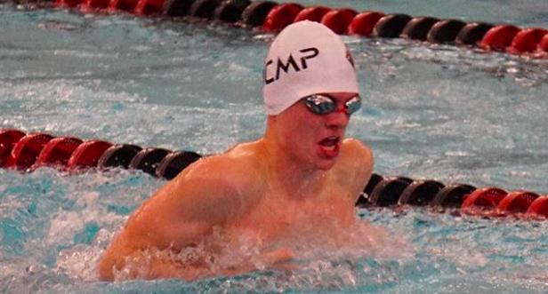 Pella Boys Swimmer Profile: Carter Briggs