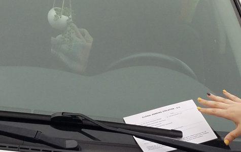 Pella High parking tickets investigated