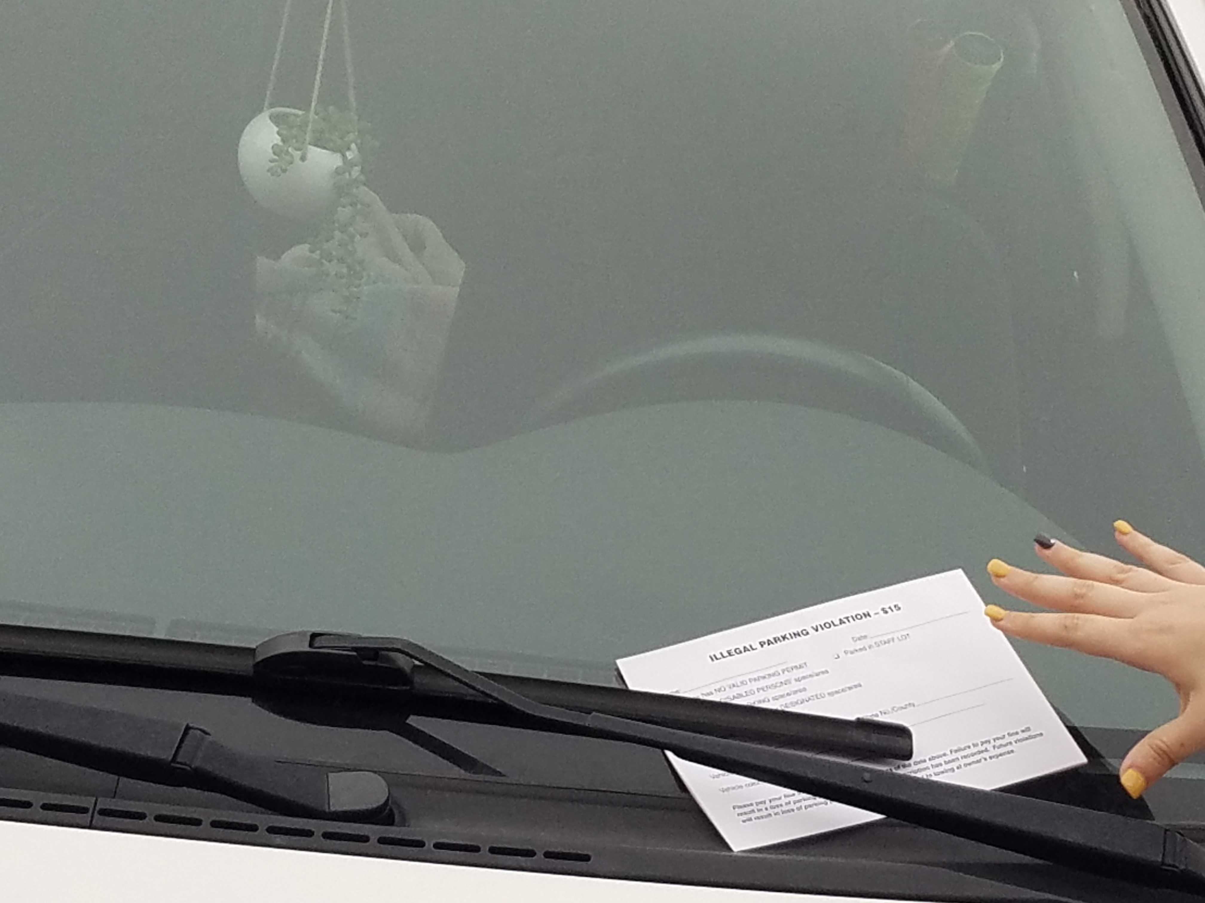 Pella High parking tickets investigated