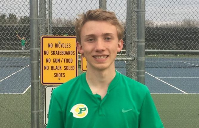 Q&A with Boys' Tennis Number 2: Jack Edwards