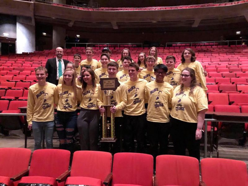 Pella Jazz One competes at Jazz Champs