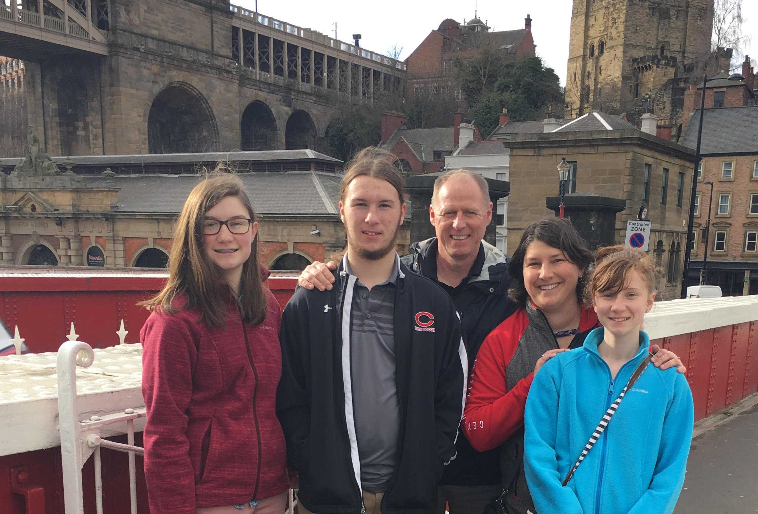 Student Abroad: Luci Laidlaw's Journey to England