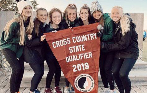 2019 Pella Girls' Cross Country: High Hopes