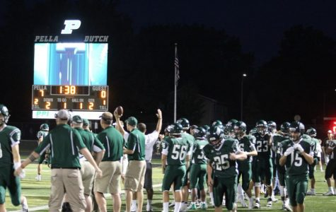 Pella Community acquires new jumbotron