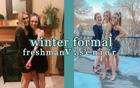GRWM for Winter Formal