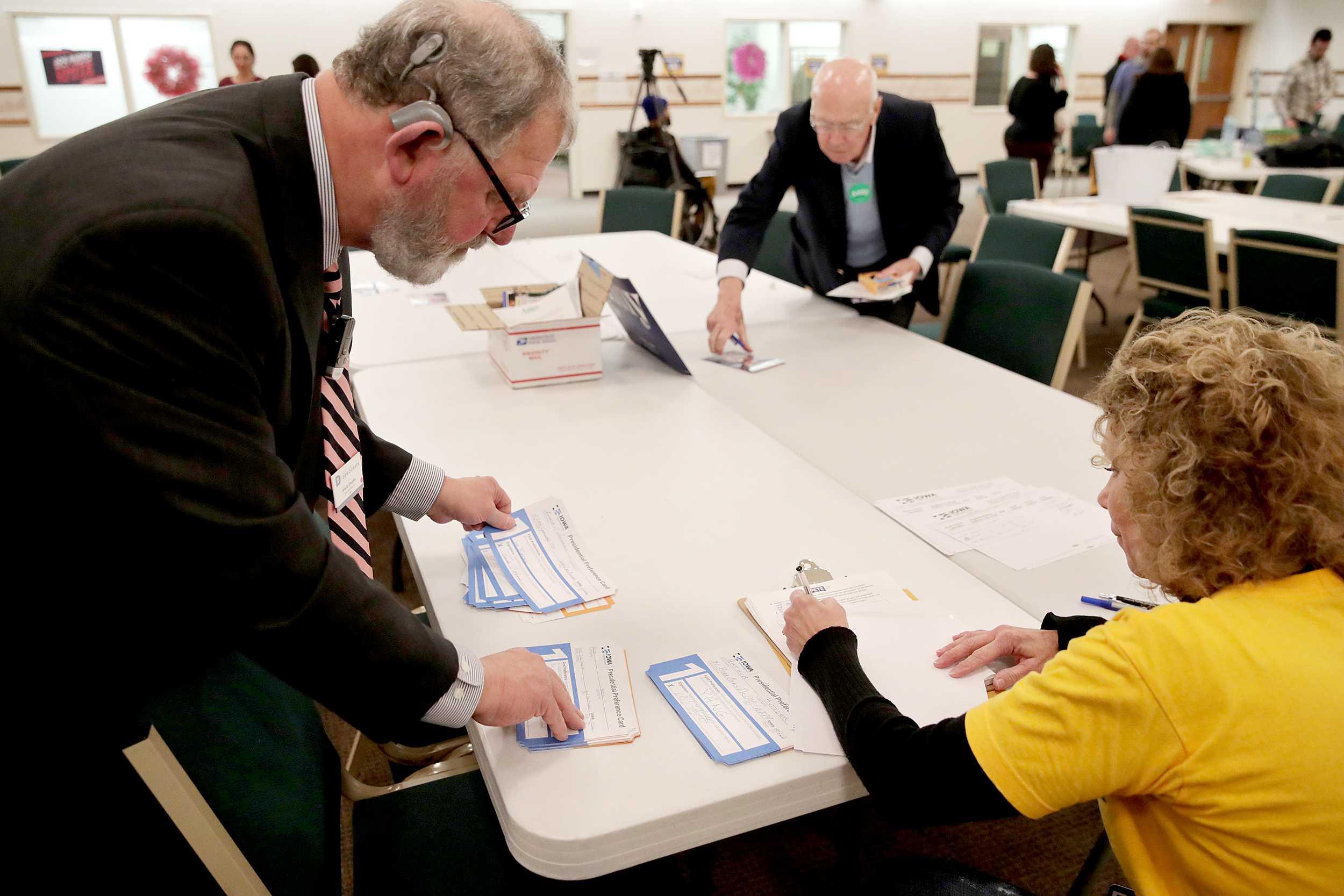 Experiencing the Caucus