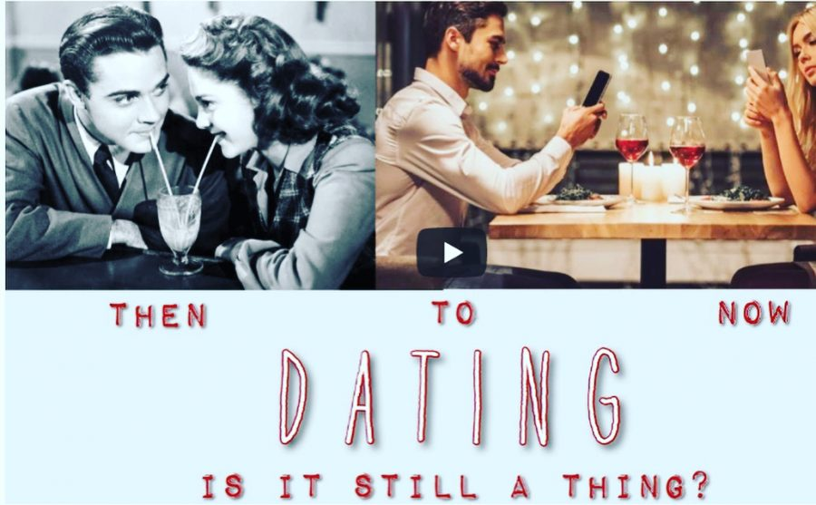 Is dating really still a thing? THEN v. NOW