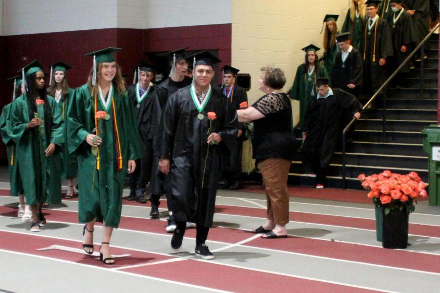 Courtney Duinink and Mason Diaz Bandera