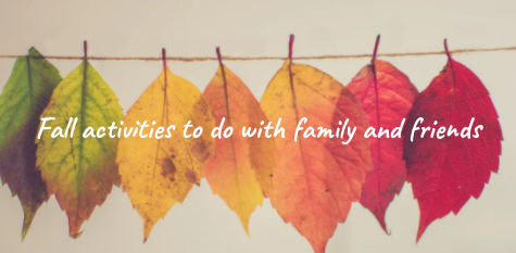Fun fall activities to do with friends and family