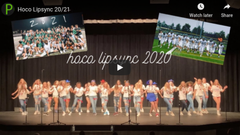 Homecoming Lip Syncs 2020
