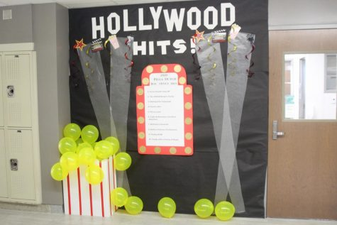 Overal the homecoming theme is Hollywood Hits
