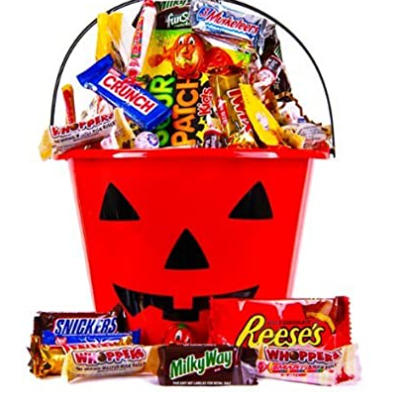 What did you get Trick or Treating? The Best and Worst