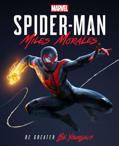 Marvels Spiderman Miles Morales