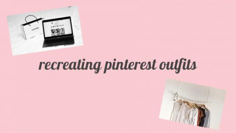 Recreating Pinterest Outfits