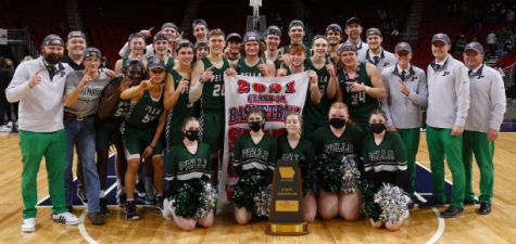 All Business, Boys Win 3A Basketball State Title