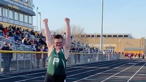 On track to a state title, Pella boys track and field