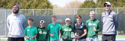 Boys that Hit a Ball with a Racket: On to State