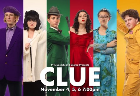 Video Preview: Clue On Stage